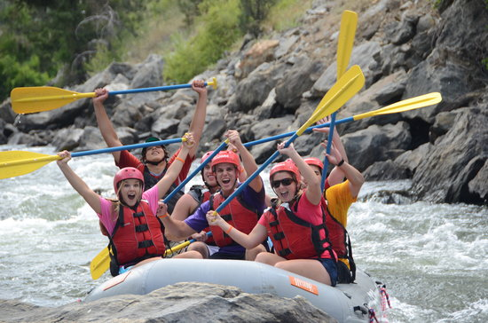 Geo Tours Whitewater Raft Trips
