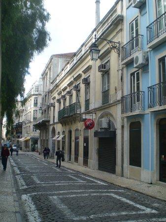 Pensao Residencial Portuense:                   rua da Pensão