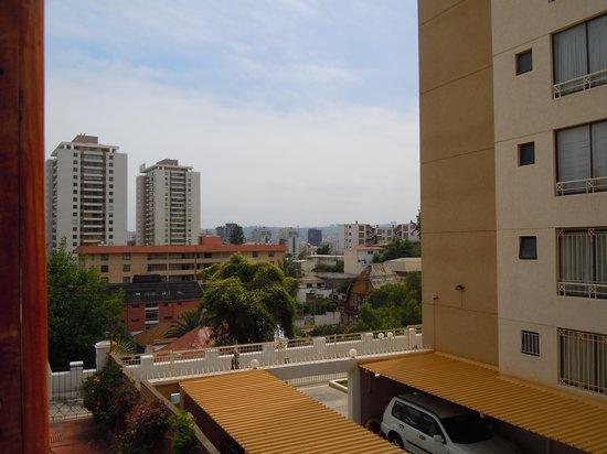 Hotel Genross:                   View of Vina