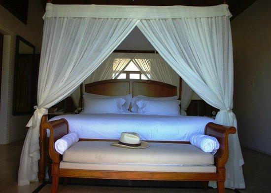 The Residence Zanzibar:                                     Chambre