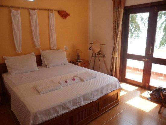 Haven Vietnam:                   Sea view balcony room
