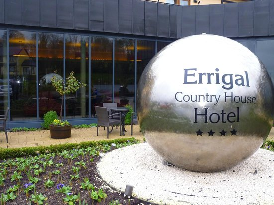 Errigal Country House Hotel: hotel wate feature