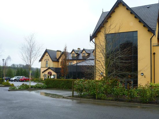 Errigal Country House Hotel: hotel