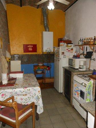 La Casa de Maria Tango:                   Kitchen