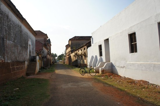 Visalam: nearby street