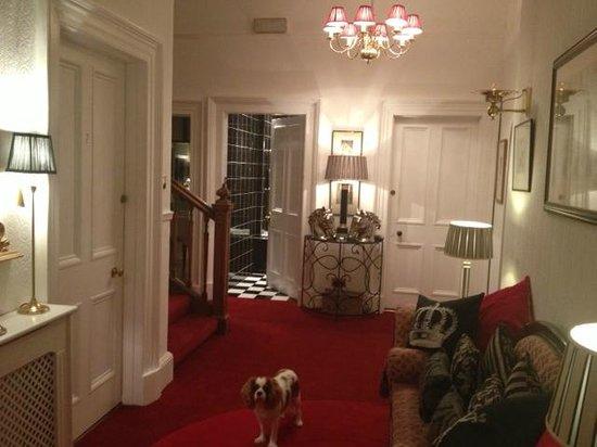 Abercorn Guest House: Hallway