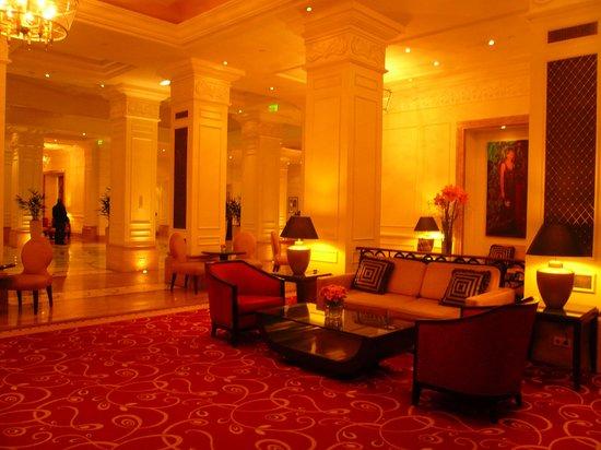 Corinthia Hotel Budapest: lounge