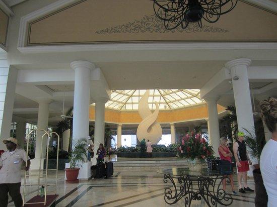 Grand Bahia Principe Jamaica: lobby