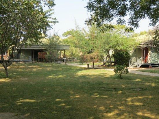 Kumudara Hotel Bagan: Grounds