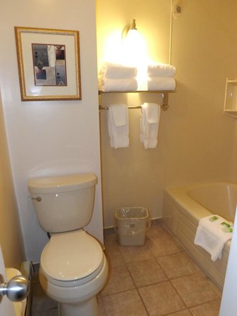 Best Western Plus Cairn Croft Hotel: Bathroom
