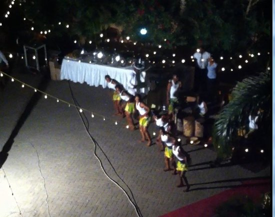 The Grand Villa Hotel:                                     Weeding Party in the hotel
