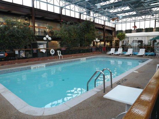 BEST WESTERN PLUS Cairn Croft Hotel: Pool