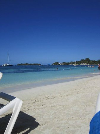 Sandals Negril Beach Resort & Spa:                   The view