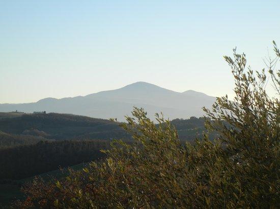 La Chiusa:                   Another view