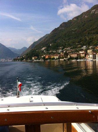 Villa d'Este: Boat Tour!