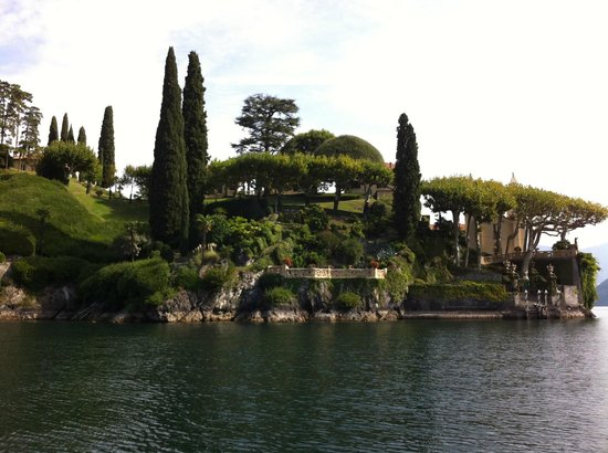 Villa d'Este: Special Island  Residence