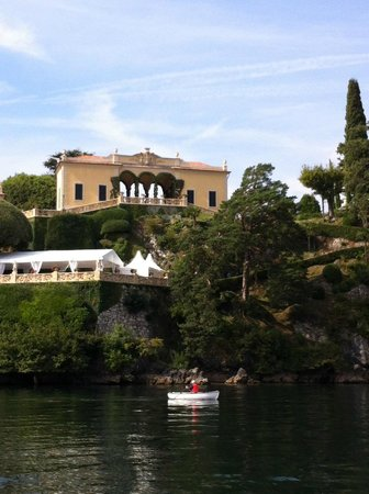 Villa d'Este: Island Mansion (rented out for functions)