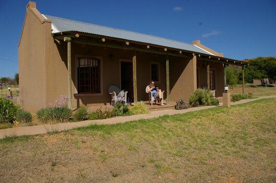 Thabile Lodge:                   Unterbringung