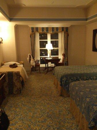 โรงแรมโตเกียวดิสนีย์ซี มิราคอสต้า:                   全体図