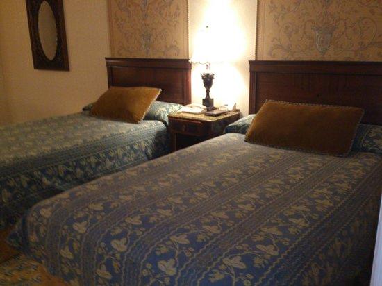 โรงแรมโตเกียวดิสนีย์ซี มิราคอสต้า:                   4人部屋