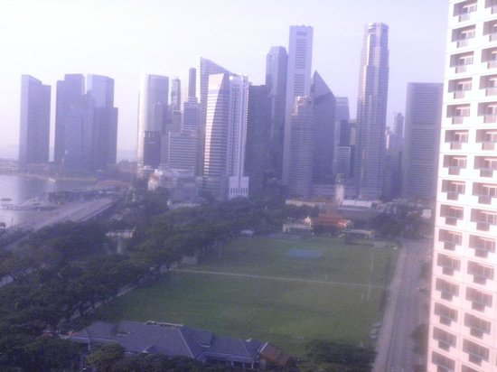 Fairmont Singapore:                   Singapore cricket club