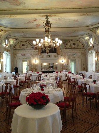 Grand Hotel Kronenhof:                   4