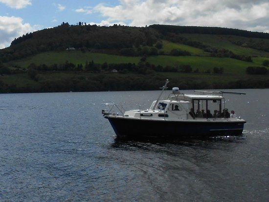 Castle Cruises Loch Ness