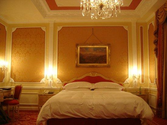 Hotel Imperial Vienna: Junior suite