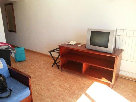 Hotel Floresta:                   TV