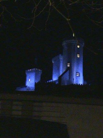 Château de Foix à Noël 2