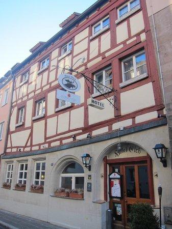 Hotel Elch: esterno hotel