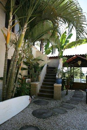 Casa MarBella:                   front of hotel