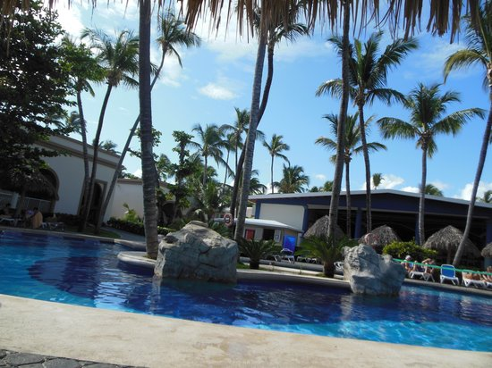ClubHotel Riu Bambu:                   Around the pool