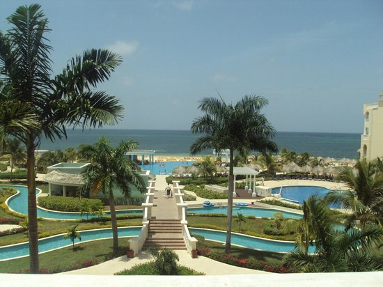Iberostar Rose Hall Suites:                                     picture from our room