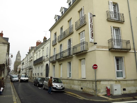 Hotel du Manoir: hotel
