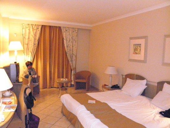 Maritim Antonine Hotel & Spa:                   camera