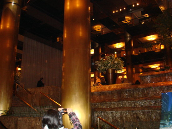 Grand Hyatt New York:                   Lobby