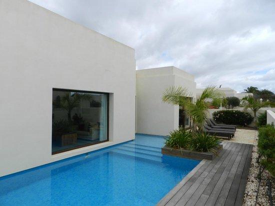 Alondra Villas & Suites:                   Piscina - Jardin (Privado)