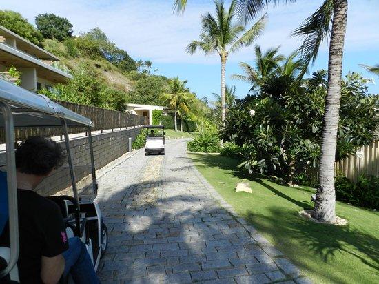 Mia Resort Nha Trang:                   Hotelgelände