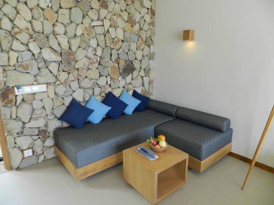 Mia Resort Nha Trang:                   Wohnecke Condor Zimmer