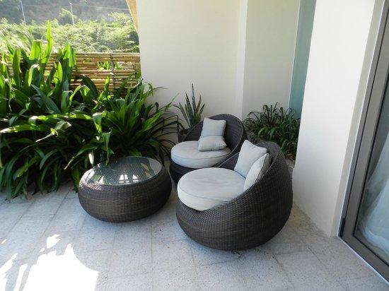 Mia Resort Nha Trang:                   Balkon