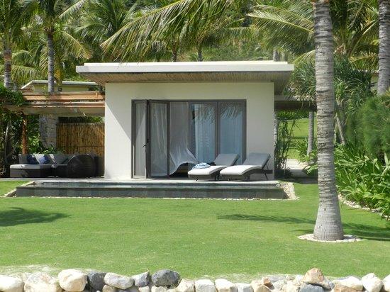 Mia Resort Nha Trang:                   Gartenvillas