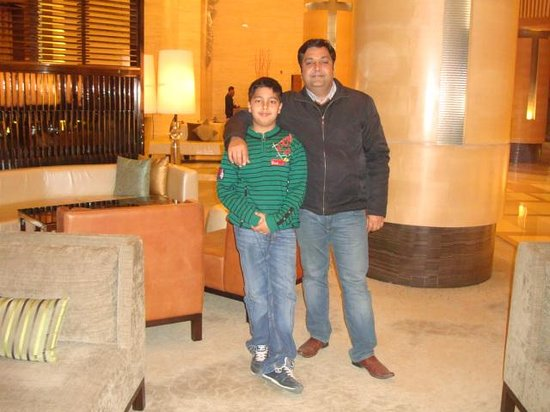 JW Marriott Hotel Chandigarh:                   JW MARRIOT