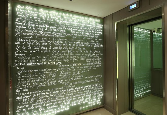 The Morrison, a DoubleTree by Hilton Hotel: Elevator