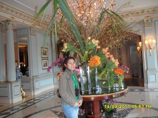 Four Seasons Hotel des Bergues Geneva 사진