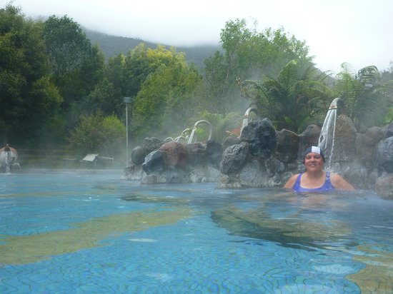 Hotel Sierra Madre:                   Hot-spring spa