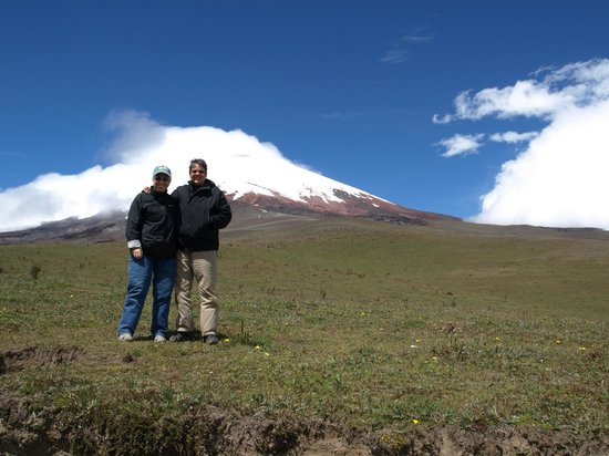 Hotel Sierra Madre:                   Climbing Cotopaxi