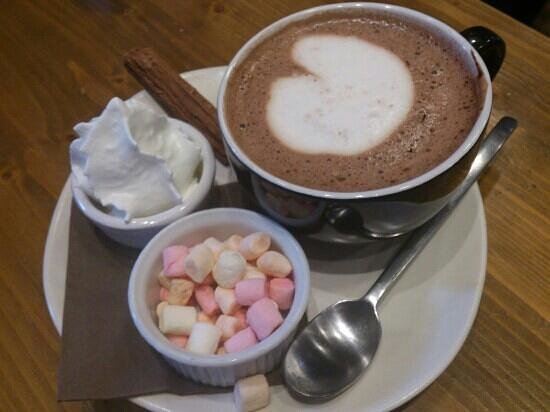 Dotty's Coffee House:                   deluxe and amazing
