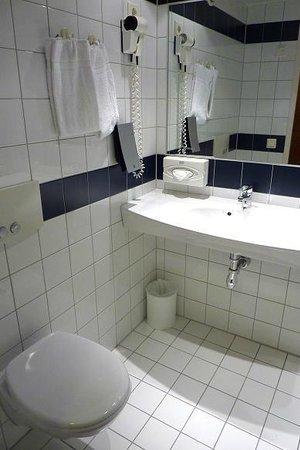 Clarion Hotel & Congress Oslo Airport:                   Salle de bain
