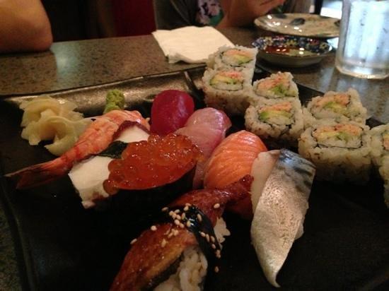 Chiba Ken:                   Chiba sushi sampler